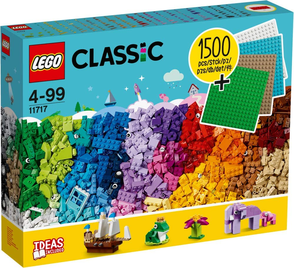 LEGO Classic Bricks Box (11717) Official Images - The ...