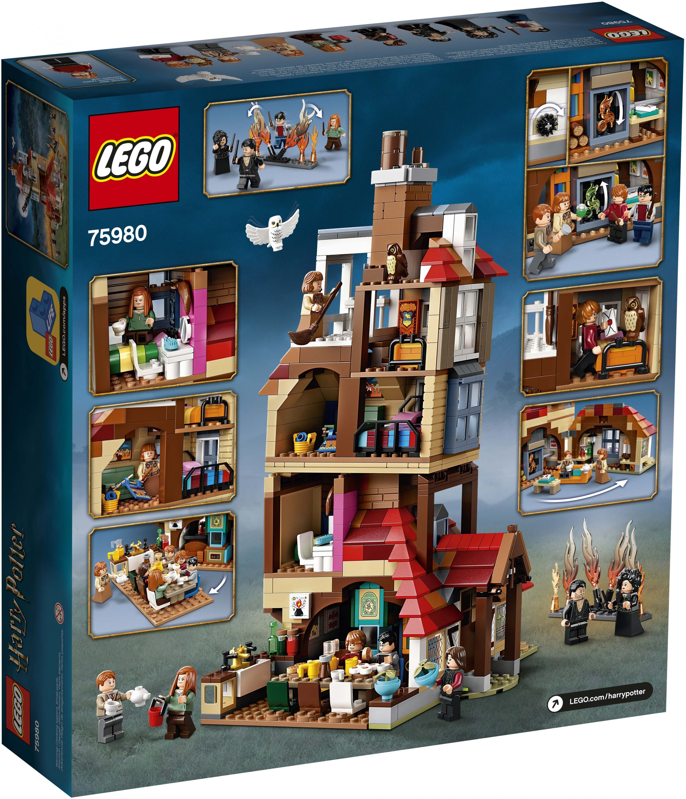 Lego Harry Potter Summer 2020 Sets Officially Announced The Brick Fan