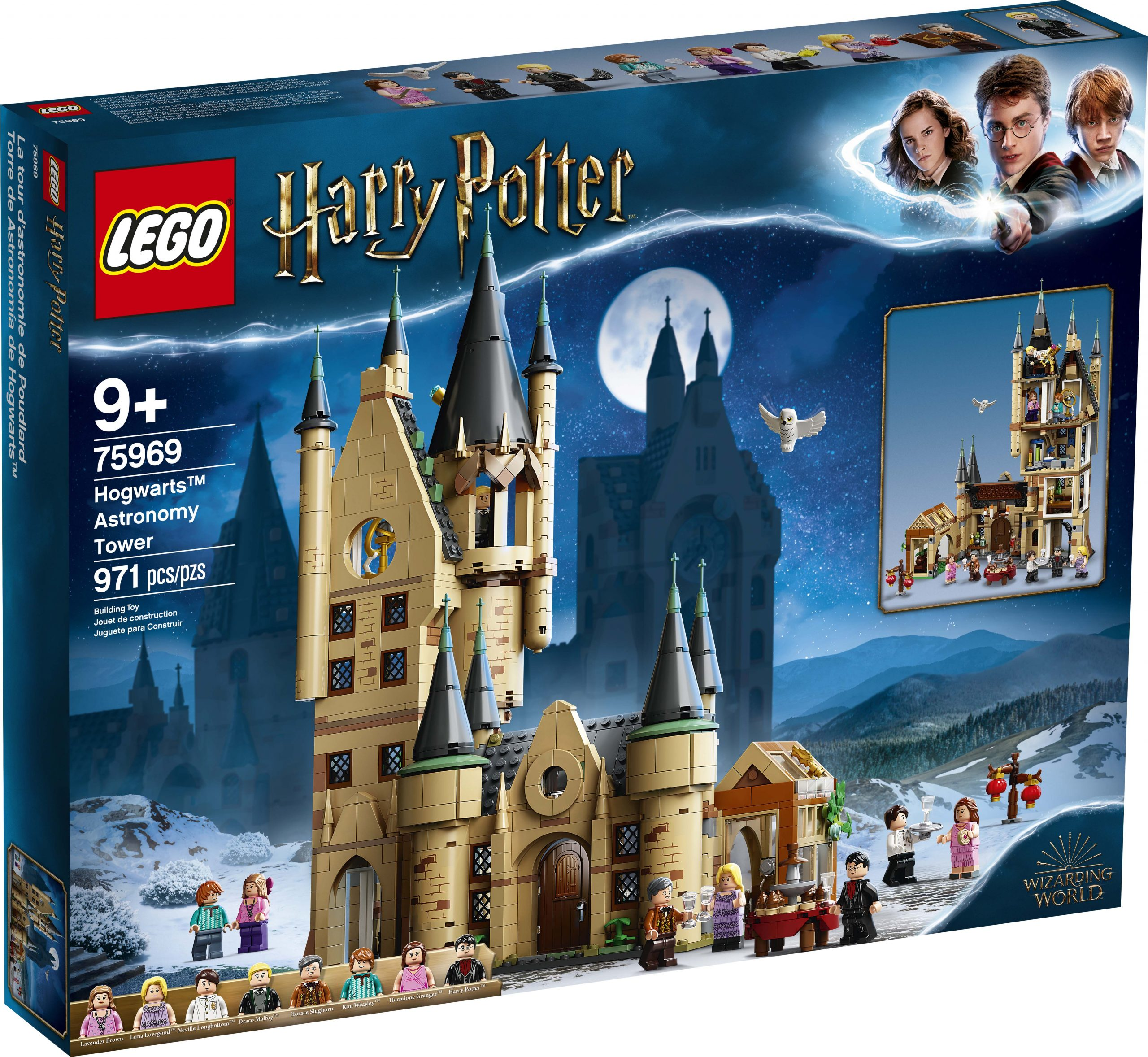 Lego Harry Potter Summer 2020 Sets Officially Announced The