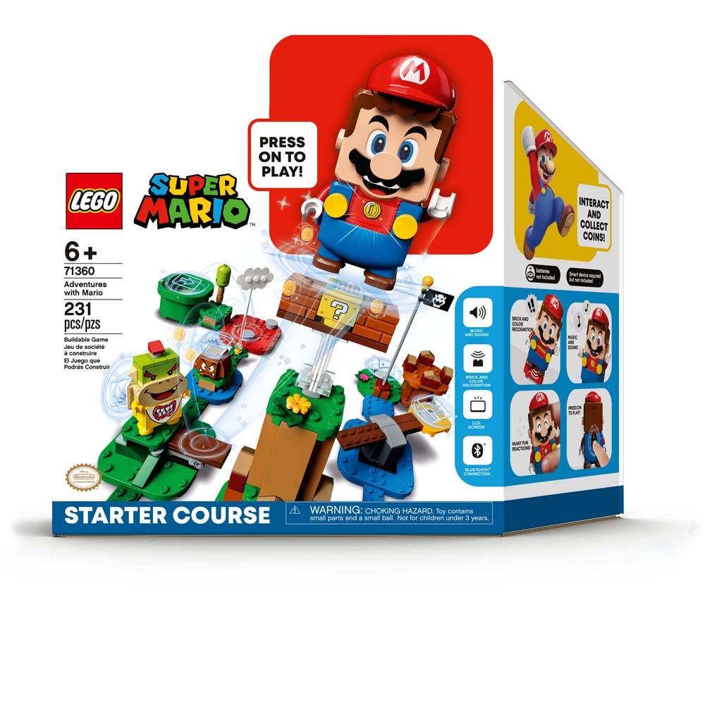 Lego 30385 Super Mario Super Mushroom SurpriseExpansion Set Polybag New