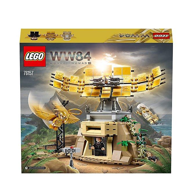 Lego Cheetah figurine-Split De Lego Wonder Woman 76157