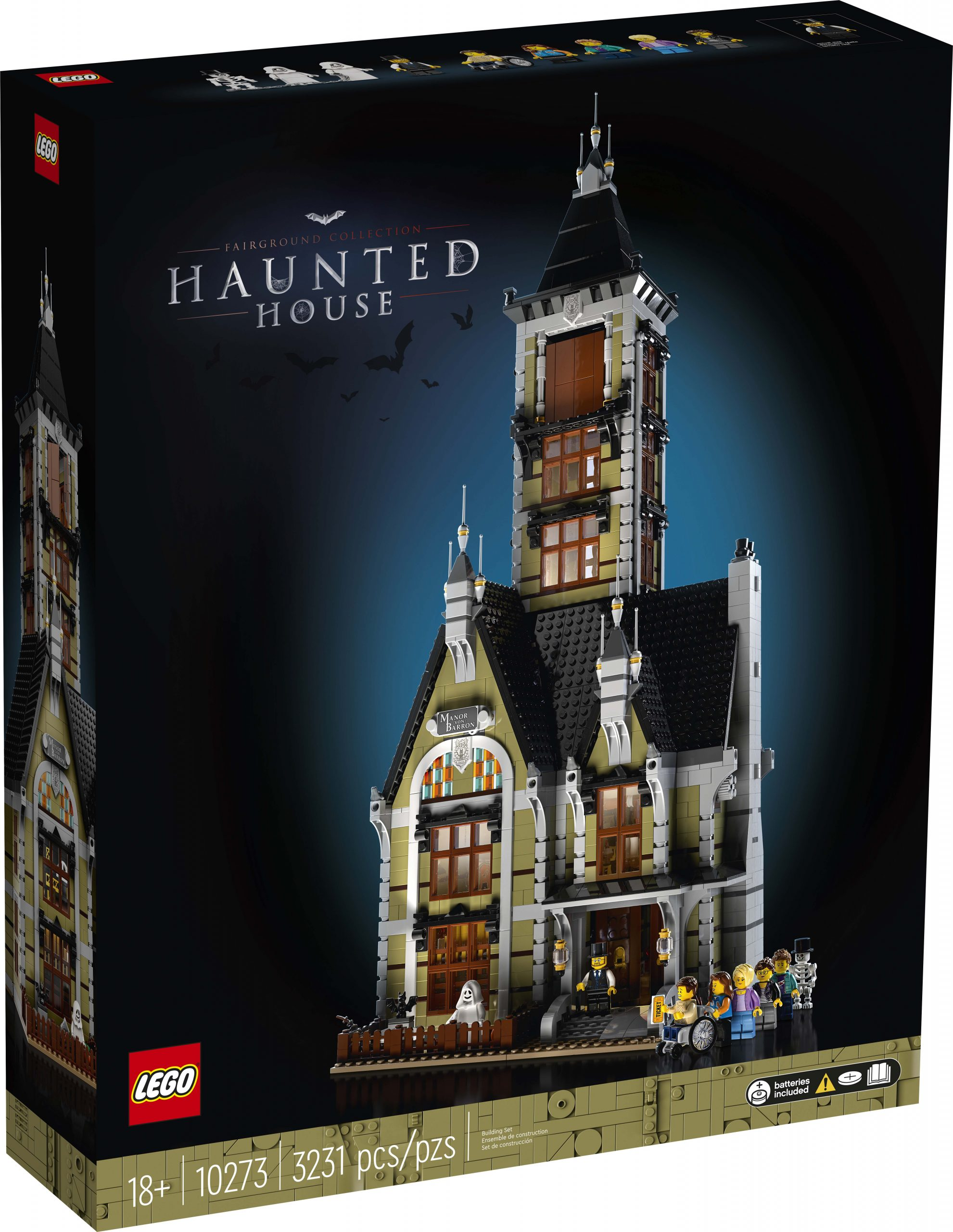 LEGO-Fairground-Collection-Haunted-House