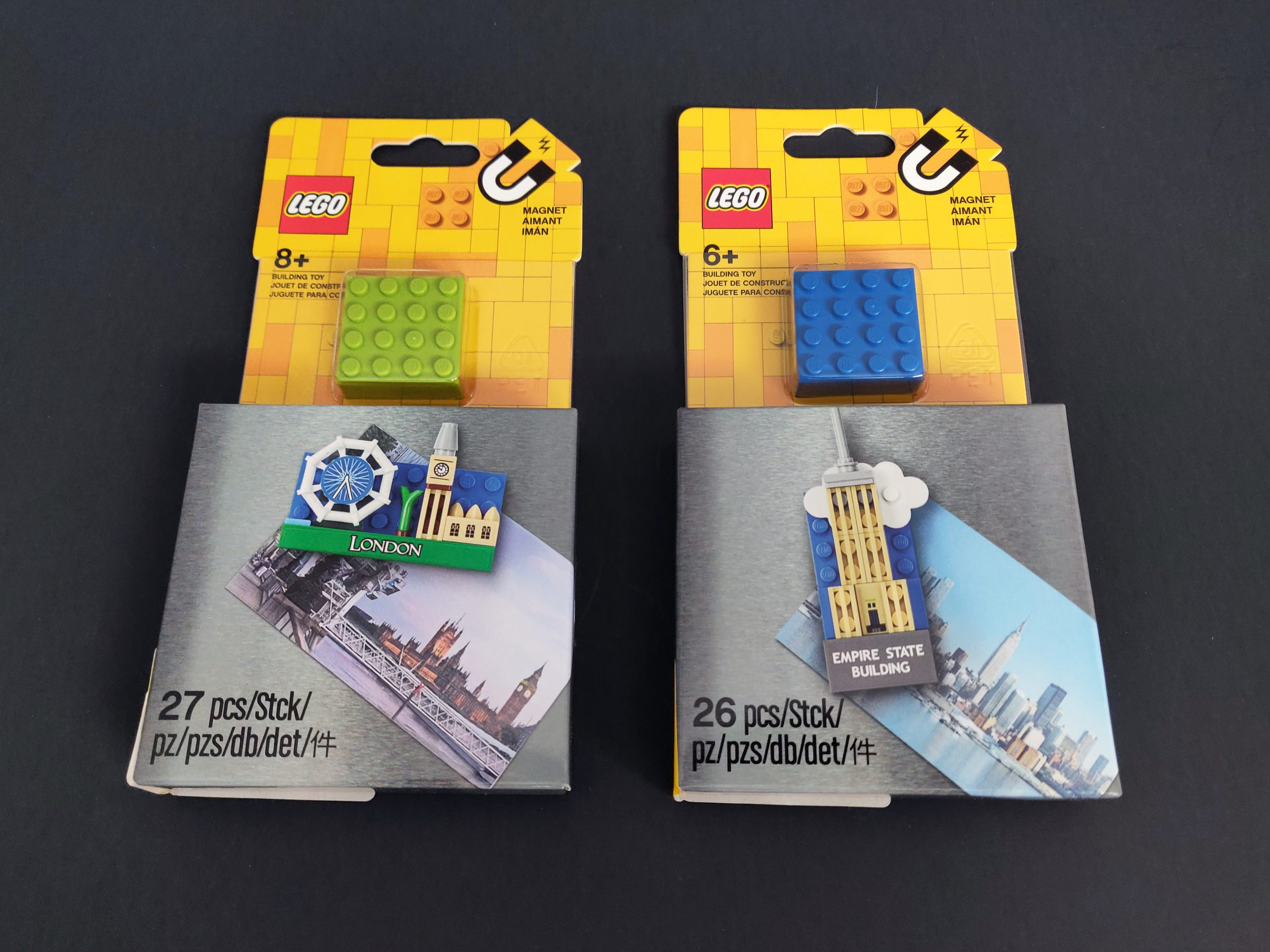 Lego Magnets London 854012 Empire State Building 854030 Review The Brick Fan