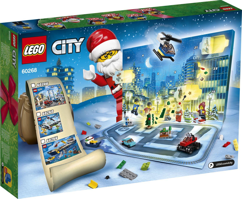 LEGO City 2020 Advent Calendar (60268) Official Images ...