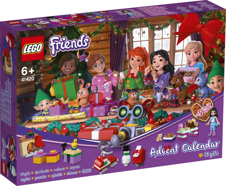 LEGO Friends 2020 Advent Calendar (41420) Official Images   The