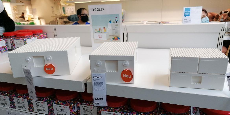 LEGO IKEA BYGGLEK Products Found in Germany - The Brick Fan