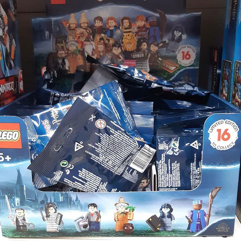 mini-Figura-James Potter LEGO-HARRY POTTER-SERIE 2