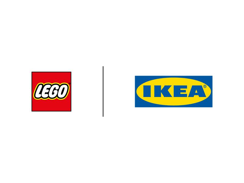 LEGO IKEA BYGGLEK Logo