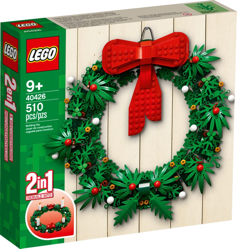 Christmas 2020 Lego New LEGO Christmas Products Available on Shop@Home – October 2020