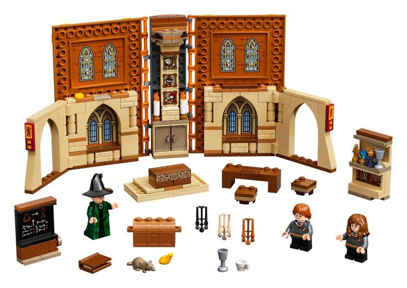 LEGO Harry Potter Classroom Sets Revealed - The Brick Fan