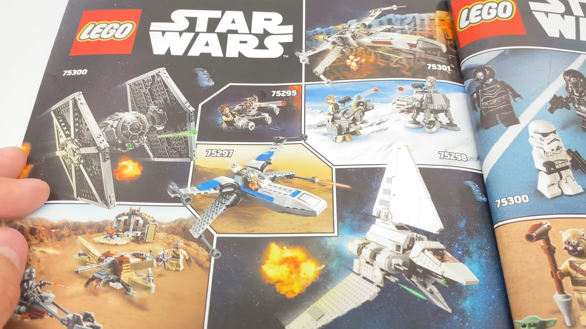 Rest of Other 2021 LEGO Star Wars Sets Revealed – The Brick Fan