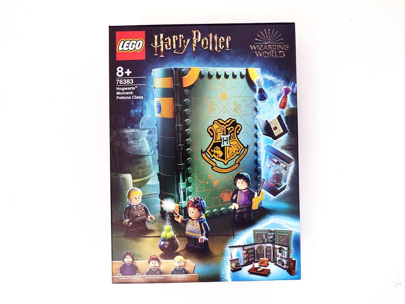 LEGO Harry Potter Hogwarts Moments: Potions Class (76383 ...