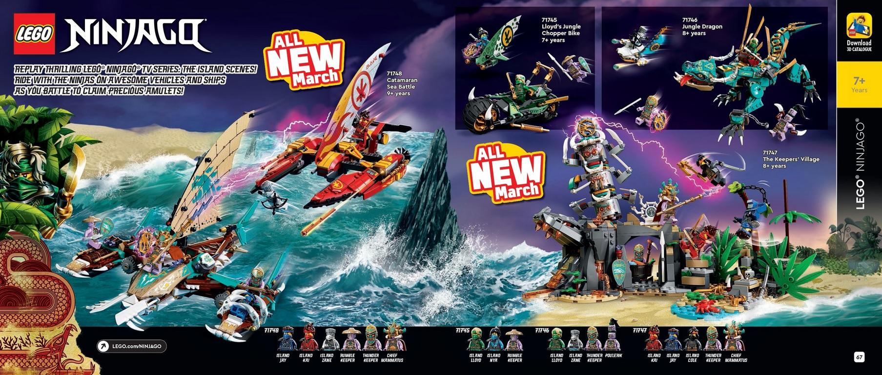 Lego Calendar May 2021 New LEGO 2021 Sets Revealed in LEGO Catalog – The Brick Fan