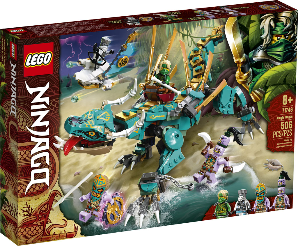 LEGO Ninjago: The Islands Sets Officially Revealed - The ...