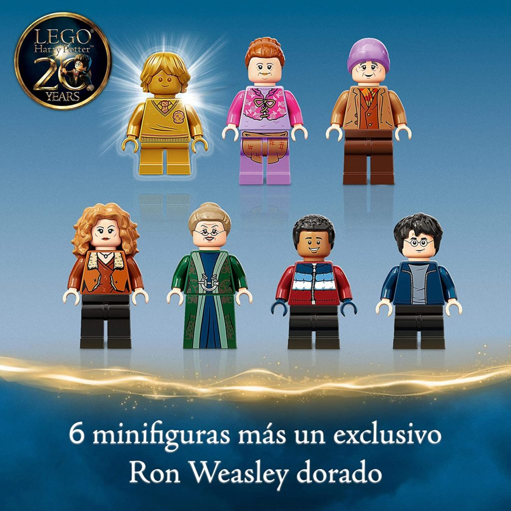 LEGO Harry Potter Summer 2021 Sets First Look - The Brick Fan