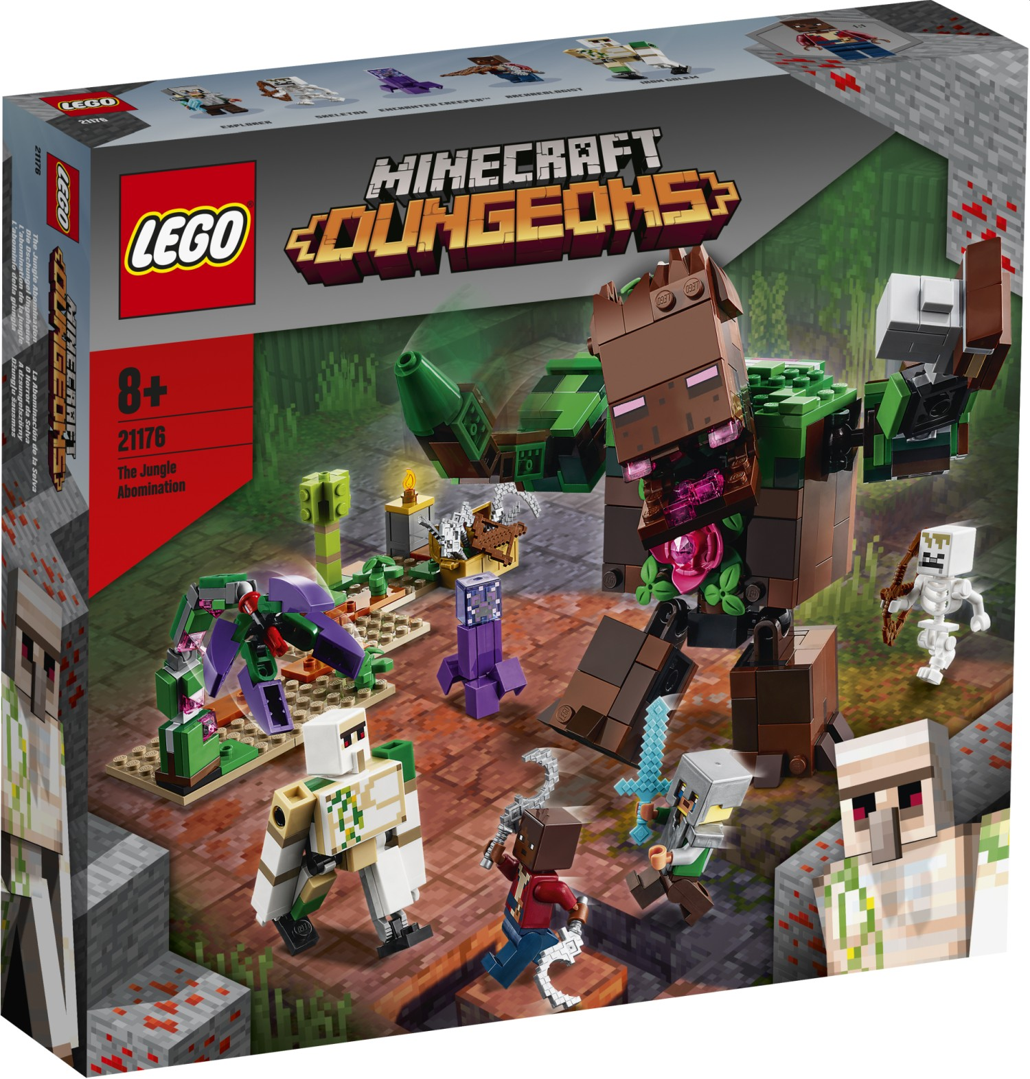 LEGO Minecraft Summer 2021 Sets Revealed - The Brick Fan